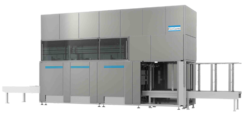 Ultrahangos alkatrészmosók - automata